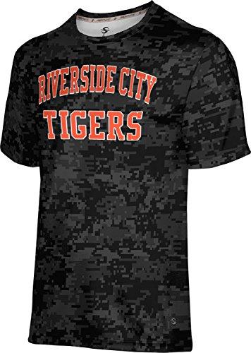 ProSphere Men's Riverside City College Digital Shirt (Apparel)