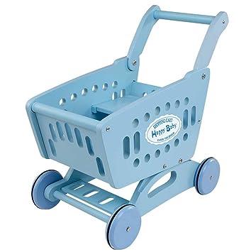QIDUll Carro de la Compra para niños, Juego de Trolley Incluye ...