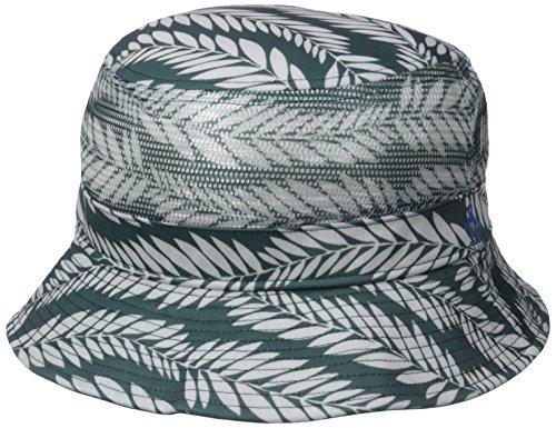 Original Penguin Men's Palm-Print Bucket Hat, Mediterranean, ()