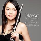 Mozart: Flute Concertos by Ayako Takagi
