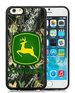 Personalized Custom Picture iPhone 6,Camo John Deere Black iPhone 6 4.7 Inch TPU Custom Picture Phone Case