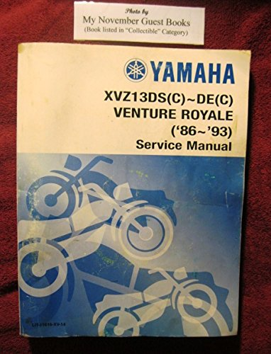 Replace Fork Seals (Yamaha XVZ13DS(C)~DE(C) Venture Royale ('86~'93) Service Manual (LIT-11616-XV-14))