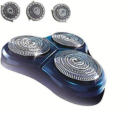 CORABLADE Cabezales HQ9 de repuesto compatibles con maquinilla de afeitar y cuchillas Philips Norelco Series HQ9 ...