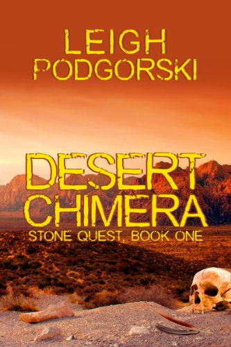Desert Chimera (Stone Quest Book 1)