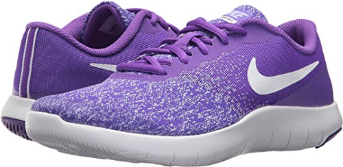 Zapatillas Para Grape white Flex Nike purple Niños Interior Gs Deportivas Agate Contact Hyper wtzq1