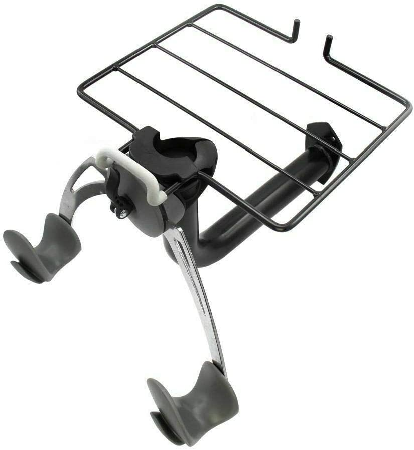 CyclingDeal 1 Bicycle Storage Rack Wall Mounted Bike Hanger