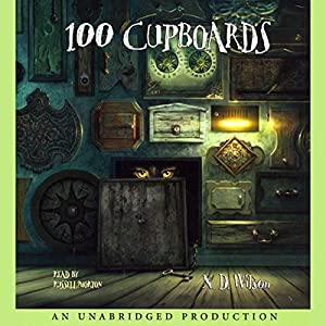 100 Cupboards Audiobook