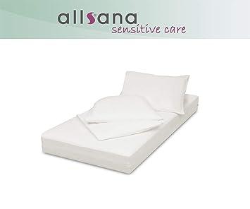 Allsana Allergiker Bettwäsche Encasing Set Für Kinder 3 Teilig
