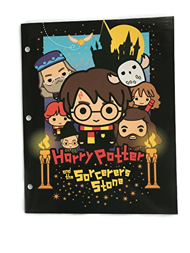 Harry Potter School Supplies Bundle (8 pcs)