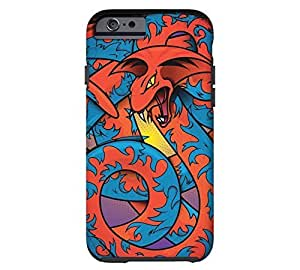 2013 Year of the Snake iPhone 5C Black Tough Phone Case - Design By FSKcase?