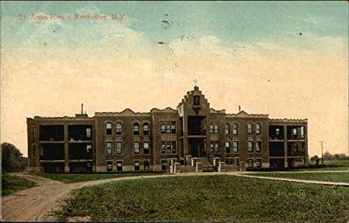 st-anna-house-rochester-new-york-original-vintage-postcard