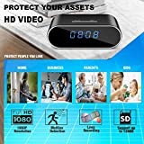 WEMLB WB-726 HD 1080 P WiFi Hidden Camera Alarm