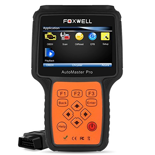 Foxwell Nt624 All System Obdii Scanner Accurate Diagnosis for sale  Delivered anywhere in Canada