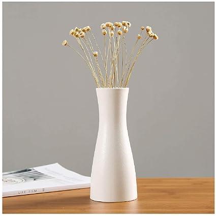 Vasi Per Soggiorno.Yosposs Ceramica Bianca Kz9527 W147 Vasi In Ceramica