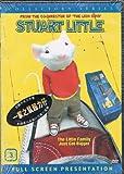 Stuart Little Cartoon DVD Format / English,Thai,Mandarin and Cantonese Audio with English , Chinese, Korean and Thai Subtitles