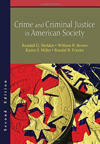 Crime+Criminal Justice In Amer.Society