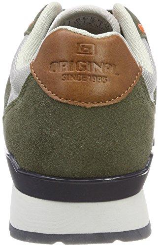 Blend Dusty Grigio Olive Uomo 77203 20705889 Sneaker Green ArqTAg