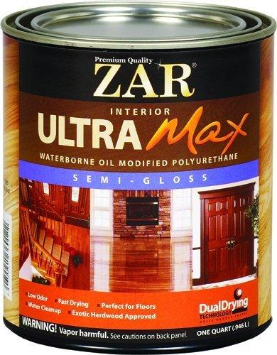 ZAR 36112 Semi Gloss Ultra Max Oil Modified Polyurethane by ZAR