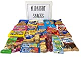 yogurt almonds woodstock - Woodstock Candy Midnight Snacks Movie Night - Cookies, Chips, and Variety Care Assortment Pack (35 items)