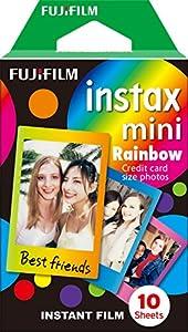 Fujifilm Instax Mini Instant Film, 10 Photos/Pack