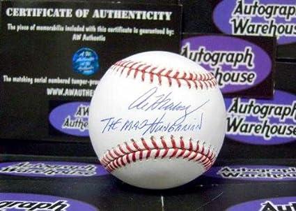 Luis La O Autographed Game Used Baseball # 4 Good Reputation Over The World Balls Sports Mem, Cards & Fan Shop