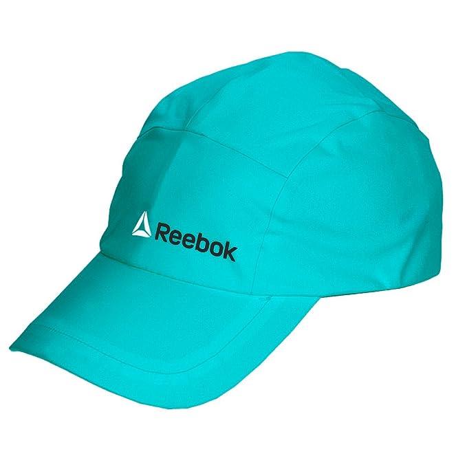 Reebok - Gorra de béisbol - para hombre Verde Aguamarina: Amazon.es: Ropa y accesorios