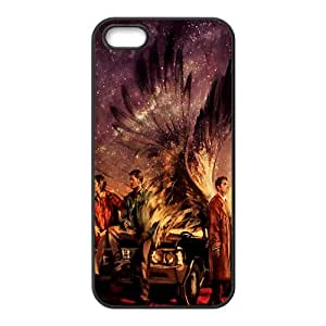 supernatural fan art Phone Case for Iphone 5s