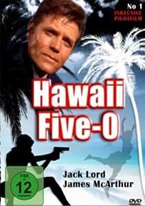 Hawaii Five-O - DVD 1 (inkl. Pilotfilm) [Alemania]