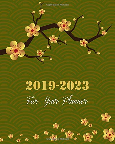 Pdf Transportation 2019-2023 Five Year Planner: Golden Blossom Cover, 8' x 10' Five Year 2019-2023 Calendar Planner, Monthly Calendar Schedule Organizer (60 Months ... With Holidays and inspirational Quotes