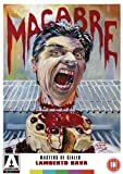 Macabre [DVD] [1980] cover.