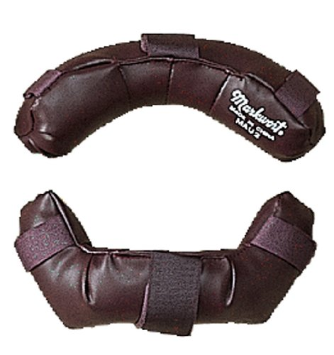 Markwort Vinyl Pro Size Replacement Catcher's Mask Padding (Set)