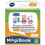 VTech - Magibook - Peppa Pig, 480405