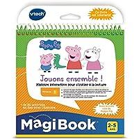 VTech Magibook-Peppa Pig, 480405