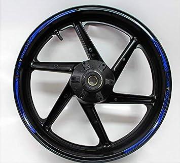 Kit de pegatinas para las ruedas Yamaha MT-09 Tracer: Amazon.es: Coche y moto