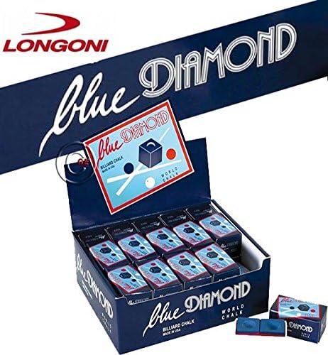 Tiza para taco billar Longoni Blue Diamond World – El Mejor tiza ...