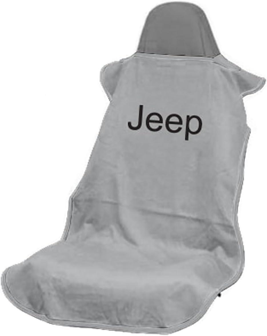Seat Armour SA100JEPG Grey Jeep Seat Protector Towel