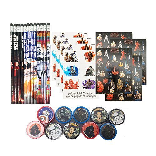 Star Wars Episode VII Birthday Party Set