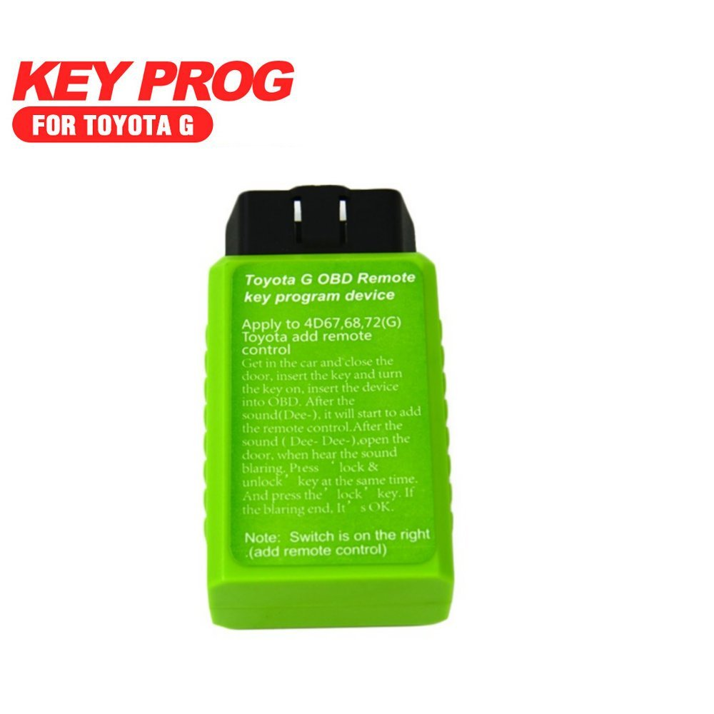 Icarscan For Toyota G And H Chip Programmer 2012 Camry Engine Compartment Diagram Vehicle Obd Remote Key Device Smart Keymaker Programming Via