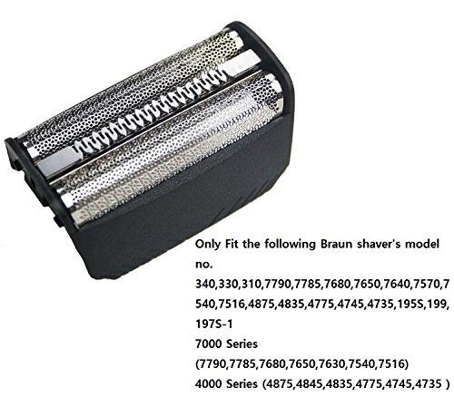 braun 3 series 340 - 8