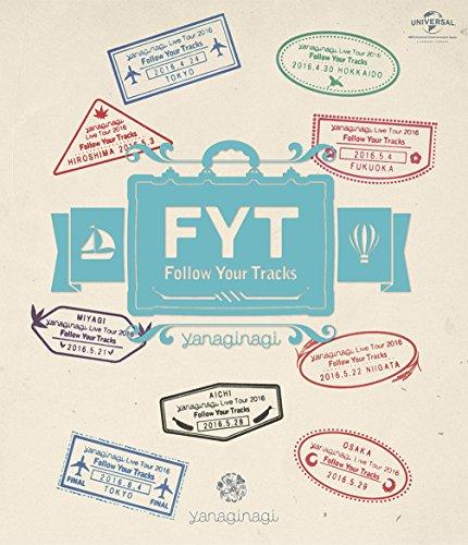 """야나기 나기 LIVE """"Follow your Tracks""""[Blu-ray]"""