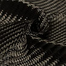 Carbon Fiber 3K 2/2 Twill Woven Fabric 0.28mm Thick 5 Counts/cm Carbon Yarn Weave Cloth For Car Parts Sport Equipments