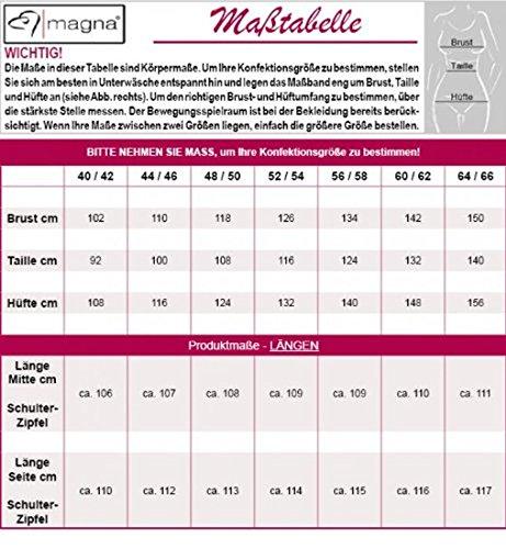 SEXY A-Linie Tunika LONG TOP KLEID Zipfel koralle Größe 40 / 42