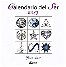 Calendario 2019 Mes A Mes.Calendario Del Ser 2019 Josep Soler 9788484457671 Amazon Com Books