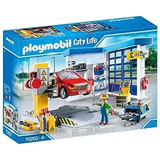 PLAYMOBIL Car Repair Garage