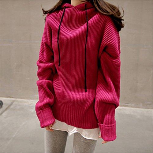 con xl extra Mali mujer sin Hoodie large Sweater Love XXXL Mujer pelo capucha xxwFBtTq