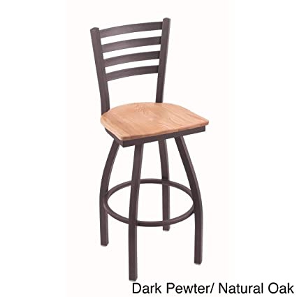Brilliant Amazon Com Holland Bar Stool Company Steel Frame And Oak Squirreltailoven Fun Painted Chair Ideas Images Squirreltailovenorg