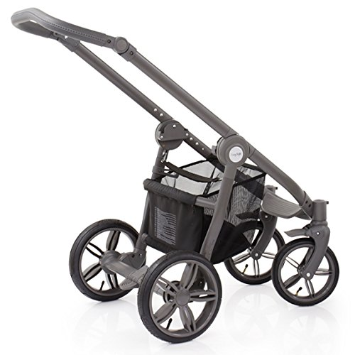 BabyStyle Prestige 2 Active Chassis, Grey: Amazon co uk: Baby