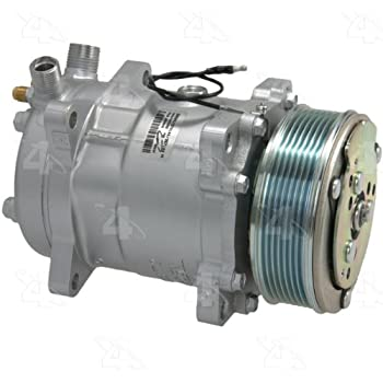 Four Seasons 58589 New AC Compressor