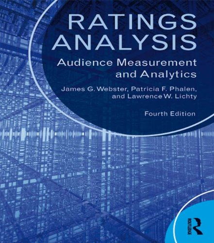 Download Ratings Analysis: Audience Measurement and Analytics (Routledge Communication Series) Pdf
