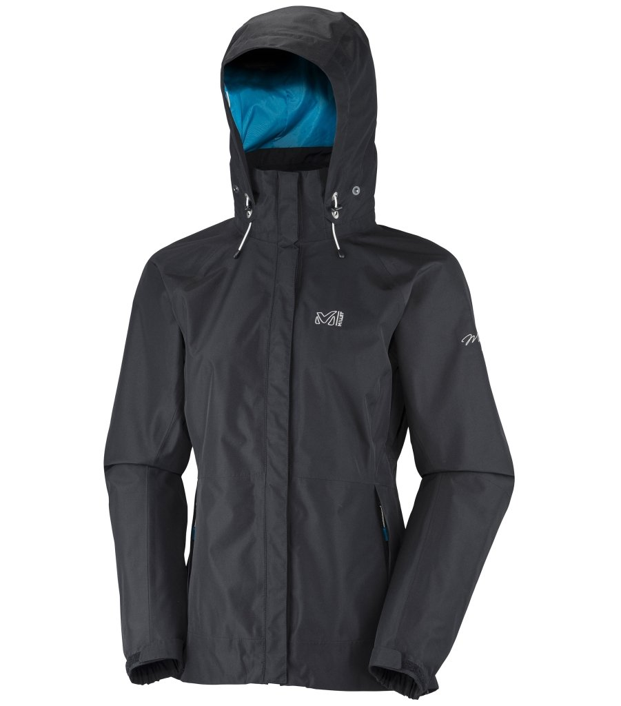 Millet - Chaqueta Gore-Tex LD MONTETS GTX 2L Azul Mujer ...